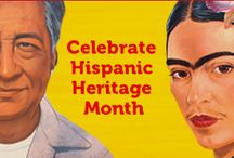 Hispanic Heritage Month / A special pinterest page has been created to share pins on Hispanic culture, history and traditions and to celebrate HHM in the Upstate of SC. Go to HHMSC2015 and pin your own pictures, ideas, and events! For more information visit HispanicHeritageMonthSC.com or contact us at communityinfo@HispanicAllianceSC.com