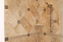 Remodel - Bathroom / by Terri Sellers