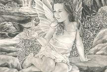 Engeltjes om te proberen / Engelen/Sprookjes