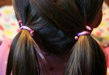Girls Hair / by Lori Cobb Sickles