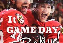 Blackhawks / Hockey