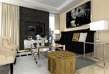 Art Deco / Interior Design