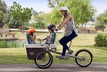 TAGA BIKE La bicicletta n°1 per il trasporto di bambini / TAGA BIKE è la bicicletta n°1 al mondo per il trasporto di bambini, ma anche perfetta per andare a fare la spesa, andare al mare, al lavoro, portare a spasso il cane.