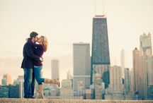 Julie + Rowan Chicago Engagement / by Frances Corkill