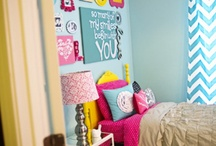 Girls bedroom ideas  / Rooms I hope to create for my princess :)