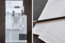 Ink Paper Cloth