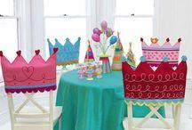 Festa Carolina - Princesas