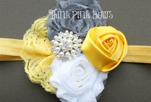 Color headband ideas