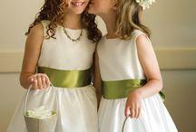 Vestidos y engalanados para bodas
