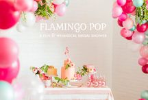 Flamingo Party / All things pink and flamingo! Perfect for your flamingo party.  / by Love The Day