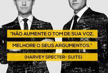 Harvey's Quotes