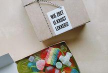 Snoepdoosjes / candy box