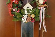 My Christmas Decor / My DIY