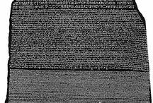Archeologia - Biblia, régi iratok