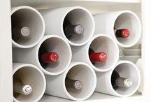 Range bouteilles