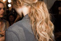 hair / by Sophia Turnbough