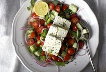 Spring and Summer Salads