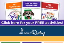 PreK Learning | Read & Write / Fun Preschool Activities to Help Children Learn How to Read and Write.