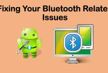 Bluetooth related issues