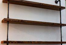 Shelves or shelving