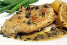 Chicken in Capers and Lemon Sauce Recipe