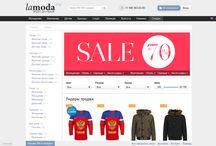 Скидки Интернет Магазинов / Интернет-магазины, в которых можно покупать со скидками, используя промокод или купон.