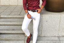 Tshepo's casual wear