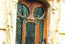Art Nouveau / by Micaela Lacy