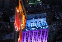 new york / by Mandi Willis
