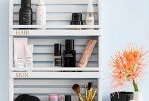 Storage skincare