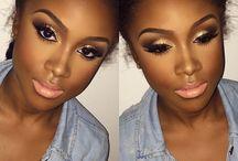 Black Girls MakeUp.
