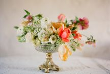 Florals  / Floral Inspiration for entertaining, weddings, parties and events / by Sugar and Charm