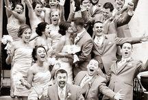 свадьба друзья