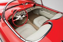 1955 corvette / old Corvettes / by Paully B.