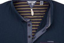 Off Course - Clothing / Zbiór koncepcji do wykorzystania przy produkcji ciuchów