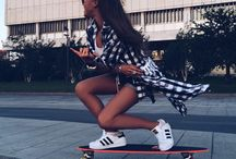 Skate&long board