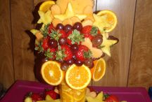 FRUIT CENTERPIECE FOR EVENTS  ¥¥