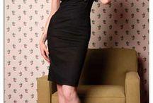 Wiggle dress inspiration