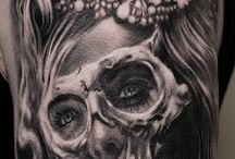 Tattoos / by Jeanette Sadler