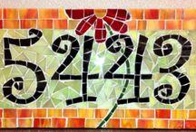mozaic text