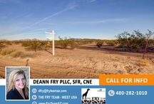 SOLD! Mountain Views All Around, Flat And Ready For Your New Home / 39852 W Elliot Rd 0, Tonopah, AZ 85354 | Call 39852 W Elliot Rd 0, Tonopah, AZ 85354