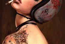 Tattoo / by Cassandra Keogh