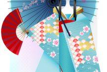 geisha animada