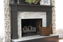 Fireplaces / by Mrs Cisneros