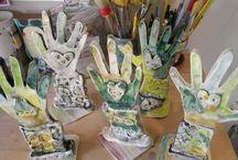 Clay and ceramics ideas / by Juli Mc Gill