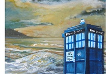 Doctor Who  / by Diana Larsen