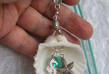 Šperky z mušlí