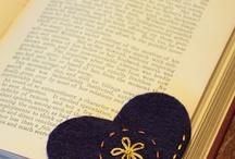 Knihy a záíložky