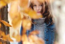 Fall portrait inspi