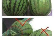 Scegliere la frutta